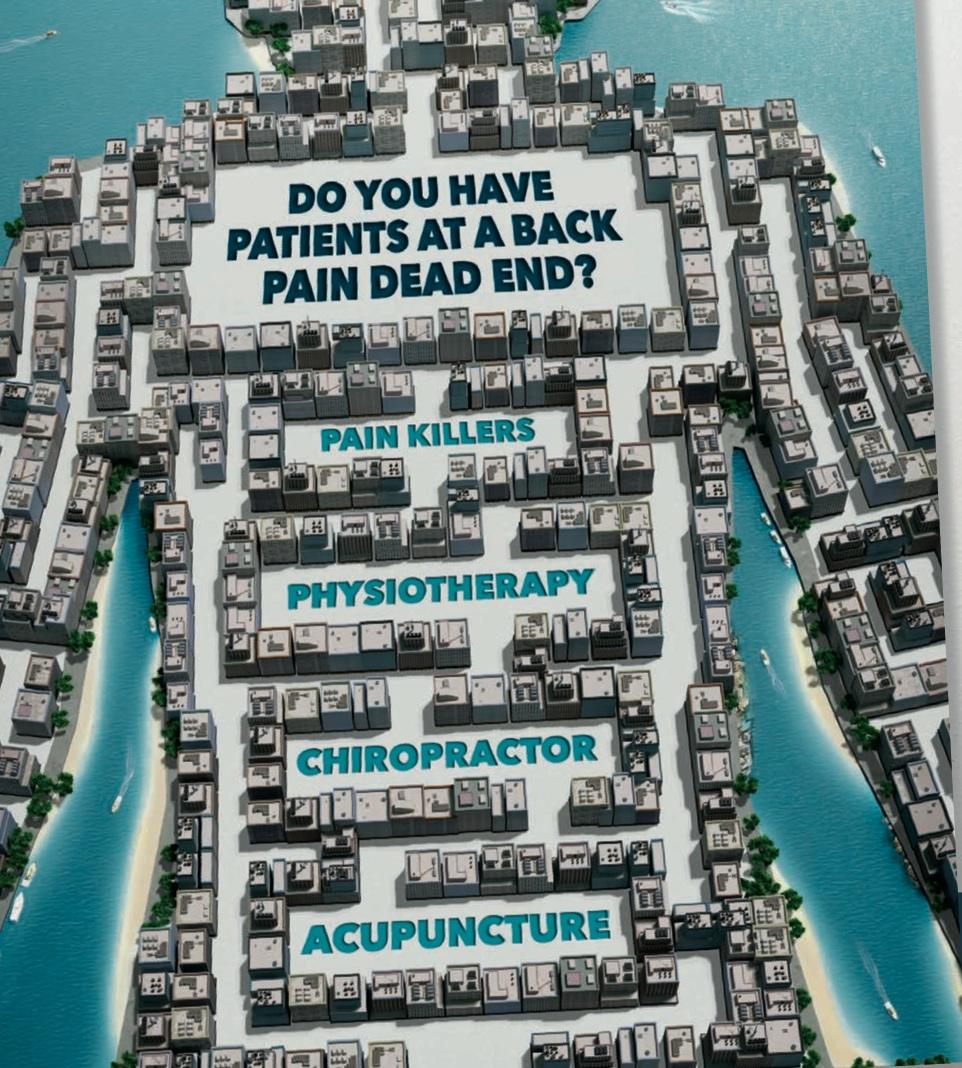Back Pain Maze