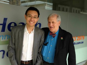 Ted Pincus & Herman Lau