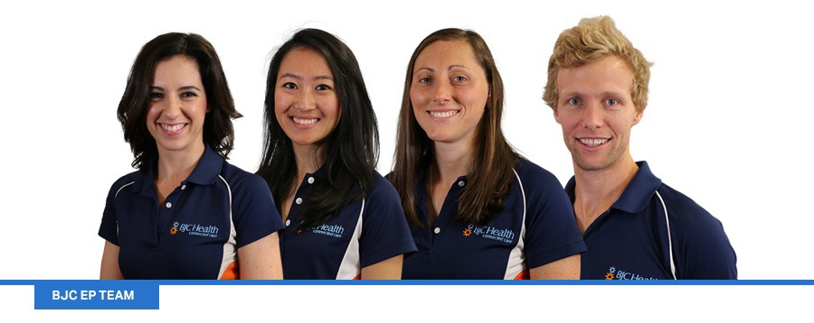 Exercise Physiologists Team BJC