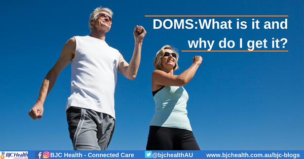 DOMS: What is it and why do I get it?