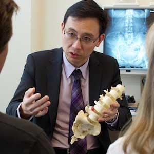 Dr Herman Lau