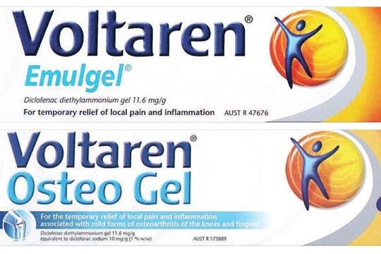 Voltaren, Pain away, Deep heat and more  Do any of them help