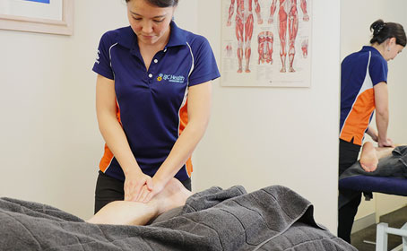 BJC Remedial massage